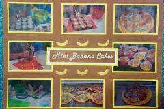 Mini Banana Cake